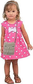 Cute Cat Tassel Shoulder Bag Small Coin Purse Messenger Bag Crossbody Mini Satchel for Kids Girls (5.15.9in) or(4.3X5.1in)