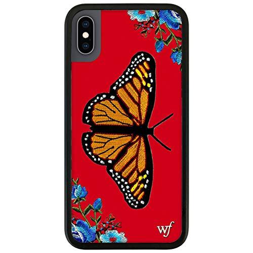 Wildflower Limited Edition Cases for iPhone X and XS (Butterfly)