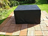 UK Leisure World Cover Covers Furniture Rattan <span class='highlight'>Wicker</span> Cover Protection Pvc Seater 4 6 Cube Garden Large