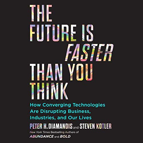 The Future Is Faster Than You Think cover art
