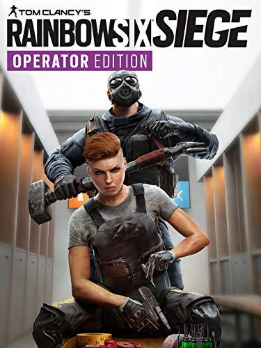 Rainbow Six Siege Operator Year 6   Téléchargement PC - Code Uplay