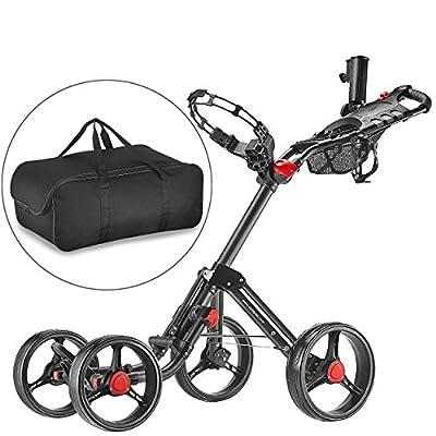 CaddyTek Carrito golf ruedas