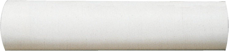 School Smart Butcher Kraft Paper Roll, 40 lb, 36 Inches x 1000 Feet, White