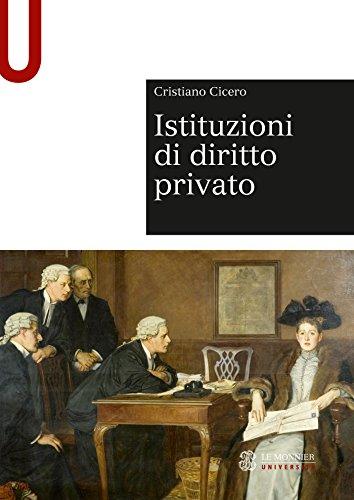 ISTITUZIONI DI DIRITTO PRIVATO - Edizione digitale