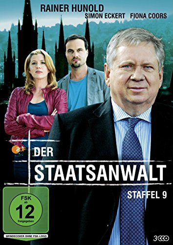 Der Staatsanwalt - Staffel 9 (3 DVDs)