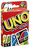Mattel 42003 Uno Original Playing Card Game, Multicolor