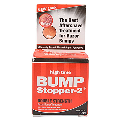 High Time Bump Stopper-2 0.5 Ounce Double Strength Treatment (14ml) (3 Pack)