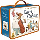 Mon Coffret Ernest et Célestine-L'intégrale de la série en 4 DVD [Valisette métal]