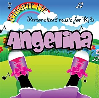 Angelina's Personalized Happy Birthday Song (Anngalina)