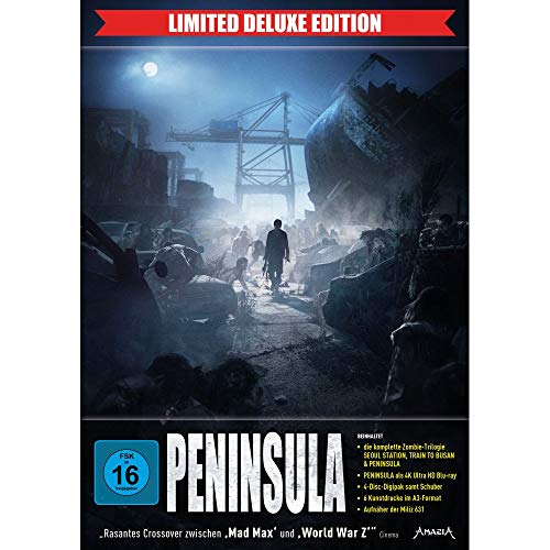Peninsula LTD. - Limited Deluxe Edition in 4K [Blu-ray]