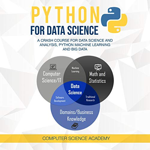 Python for Data Science cover art