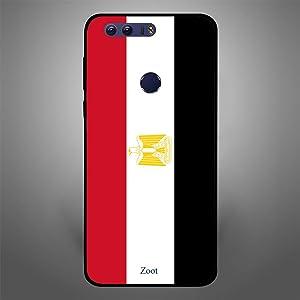 Huawei Honor 8 Egypt Flag