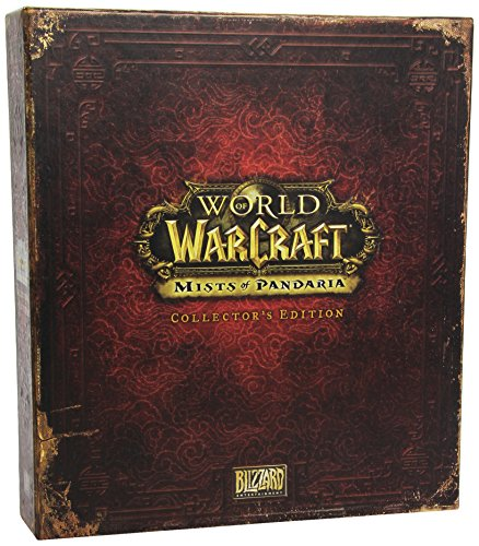 Blizzard World of WarCraft: Mists of Pandaria, Collector´s Edition