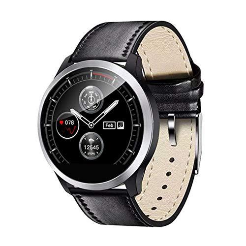 Nuevas Damas Y Hombres Z03 ECG Reloj Inteligente Ritmo Cardíaco Presión Arterial Pulsera Inteligente Brazalete SMS Push Push IP68 Impermeable Bluetooth 5.0,H