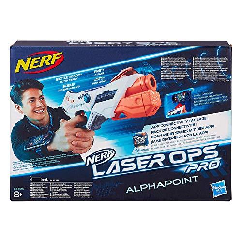 Nerf - Laser Ops Alphapoint (Hasbro E2280EU4) , color/modelo surtido