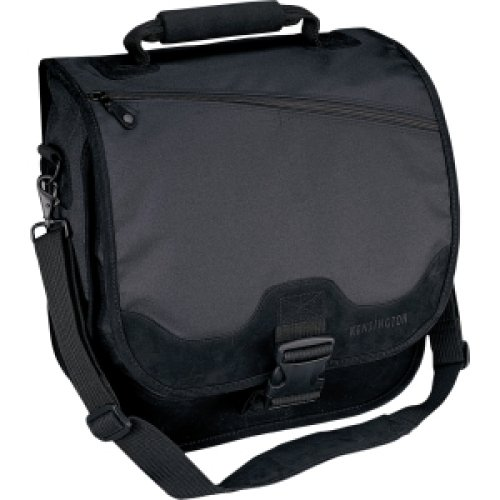 Kensington KMW64079 SaddleBag Carrying Case for Notebook - Black