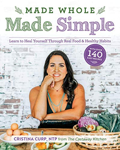 fitness nutrition Made Whole Made Simple