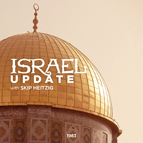 Israel Update - 1983 audiobook cover art