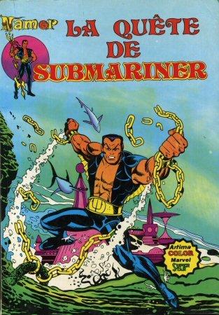 La Quête de Submariner