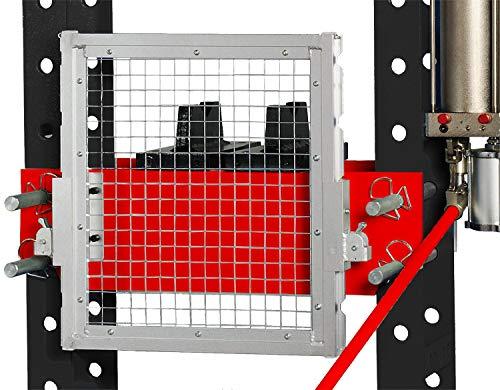 KS TOOLS 160.0126 - Grille de Protection pour Presses Hydrauliques 160.0112-160.0113