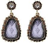 Pendientes Pendientes de temperamento de lujo ligero retro exquisita moda popular clásico estilo largo oreja individual