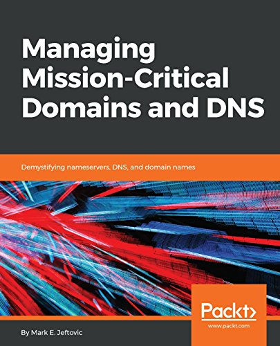 Managing Mission - Critical Domains and DNS: Demystifying nameservers, DNS, and domain names (English Edition)