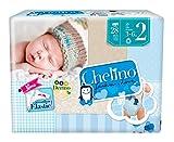 Chelino Fashion & Love - Pañal para recién nacido, talla 2-28 pañales