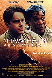 The Shawshank Redemption POSTER Movie (27 x 40 Inches - 69cm x 102cm) (1994) (Style B)