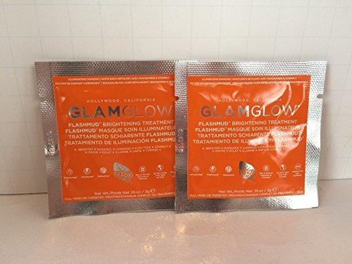 GLAMGLOW FLASHMUD FLASH MUD SKIN BRIGHTENING TREATMENT - 2 FOIL PACKS by Glamglow