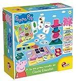 Liscianigiochi- Peppa Pig Raccolta Giochi Educativi Baby, 81110