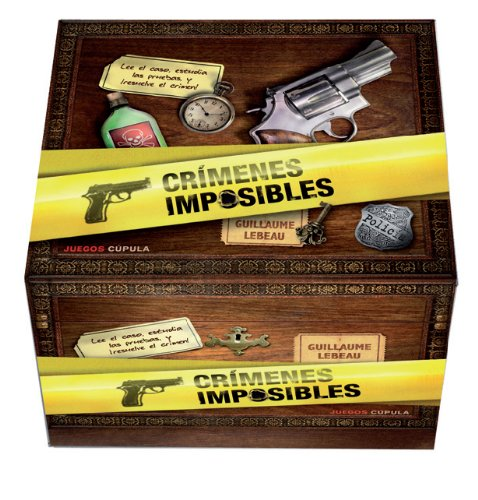 Crímenes imposibles (Juegos Cúpula)