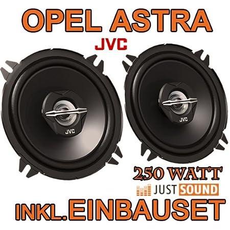 Opel Astra G Hinten 5türer Caravan Lautsprecher Jvc Cs J520 13cm Koaxe Navigation