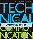 CourseMate (with eBook) for Anderson s Technical Communication, 7th Edition