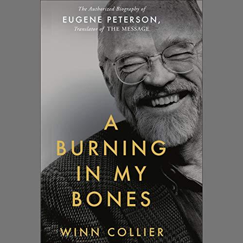 A Burning in My Bones cover art