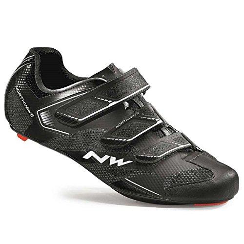 Northwave Sonic 2 Rennrad Fahrrad Schuhe schwarz 2018: Größe: 37