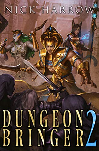 Dungeon Bringer 2 (English Edition)