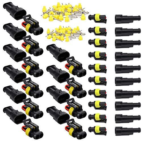 potente comercial conectores eléctricos moto pequeña