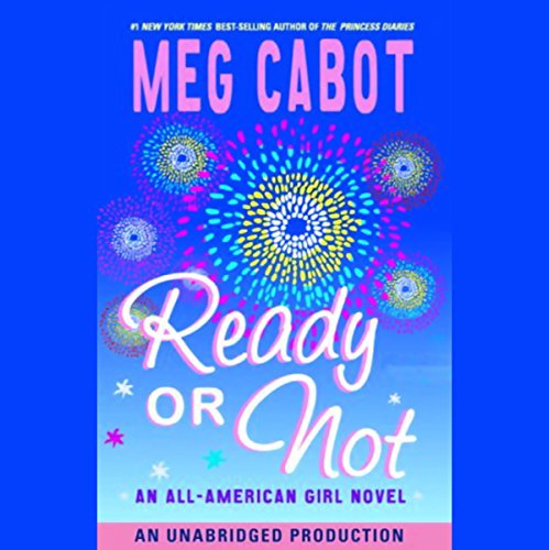 Ready or Not audiobook cover art