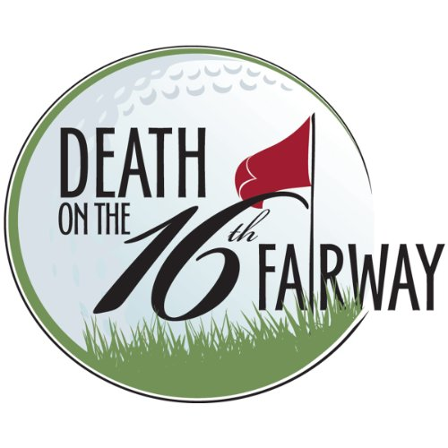 Death on the 16th Fairway Trilogy audiobook cover art