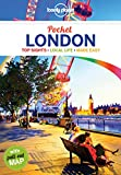 Lonely Planet Pocket London [Lingua Inglese]