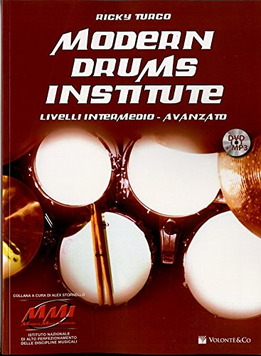 Modern Drum Inst Avanz - Drum Set - Buch + DVD