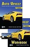 Auto Upkeep: Maintenance, Light Repair, Auto Ownership, and How Cars Work (Homeschool Curriculum Kit - Hardcover Textbook, Paperback Workbook, and USB Flash Drive)