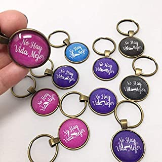 10 Keychains - No Hay Vida Mejor, Gifts for JW friends, Best Life Ever