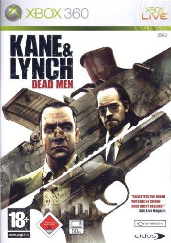 Eidos Interactive Kane and Lynch Dead Men Xbox 360™ - Juego (DEU)