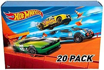 20-Pack Hot Wheels Car Gift Pack