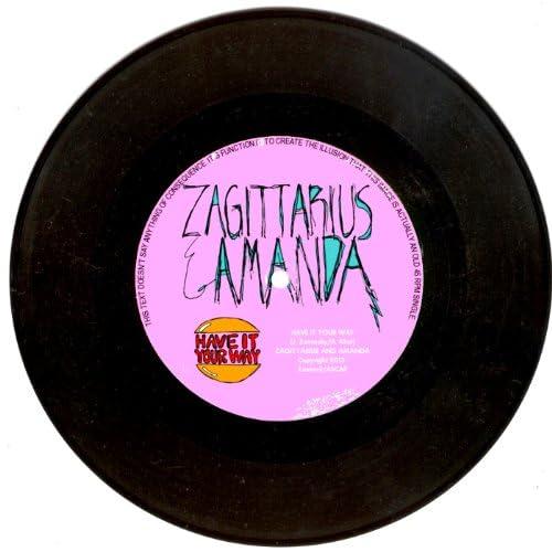 Zagittarius and Amanda