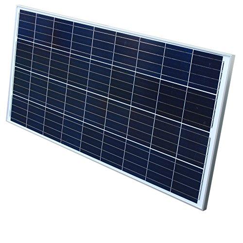Panel Solar 150W Poly 12V módulo solar