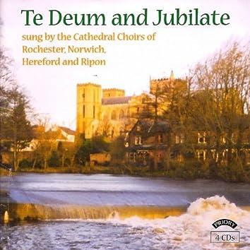 Te Deum and Jubilate