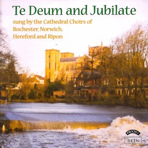 The Choir of Rochester Cathedral, Barry Ferguson & Roger Sayer