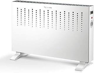Heating Xinjin Calentador de Panel Blanco Independiente, Calentador de Ahorro de energía for el hogar de Alambre de Hierro y Aluminio Calefactor de Hierro, Calor de 3 Segundos